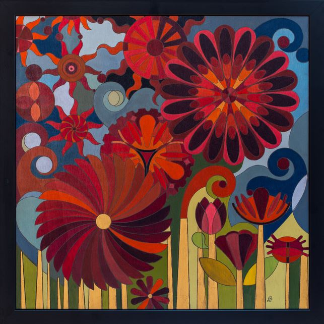 Midnight Bloom by Claudia Lohmann