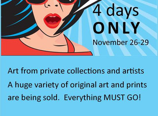 Waterfront Gallery 4 Day Sale