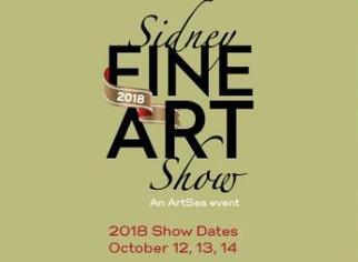 2018 Sidney Fine Art Show