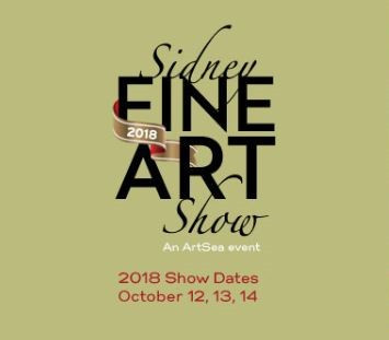 Ad for Sidney Fine Art Show