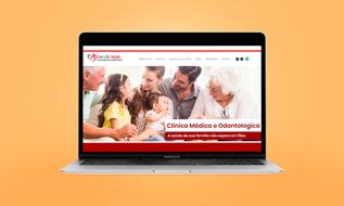 Website Desenvolvido por Válvula Designe Criação