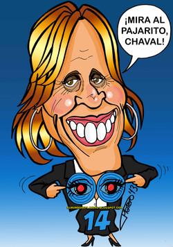 caricatura a color_mercedes milá_gran hermano 14_elmundodeplatero_platero.jpg