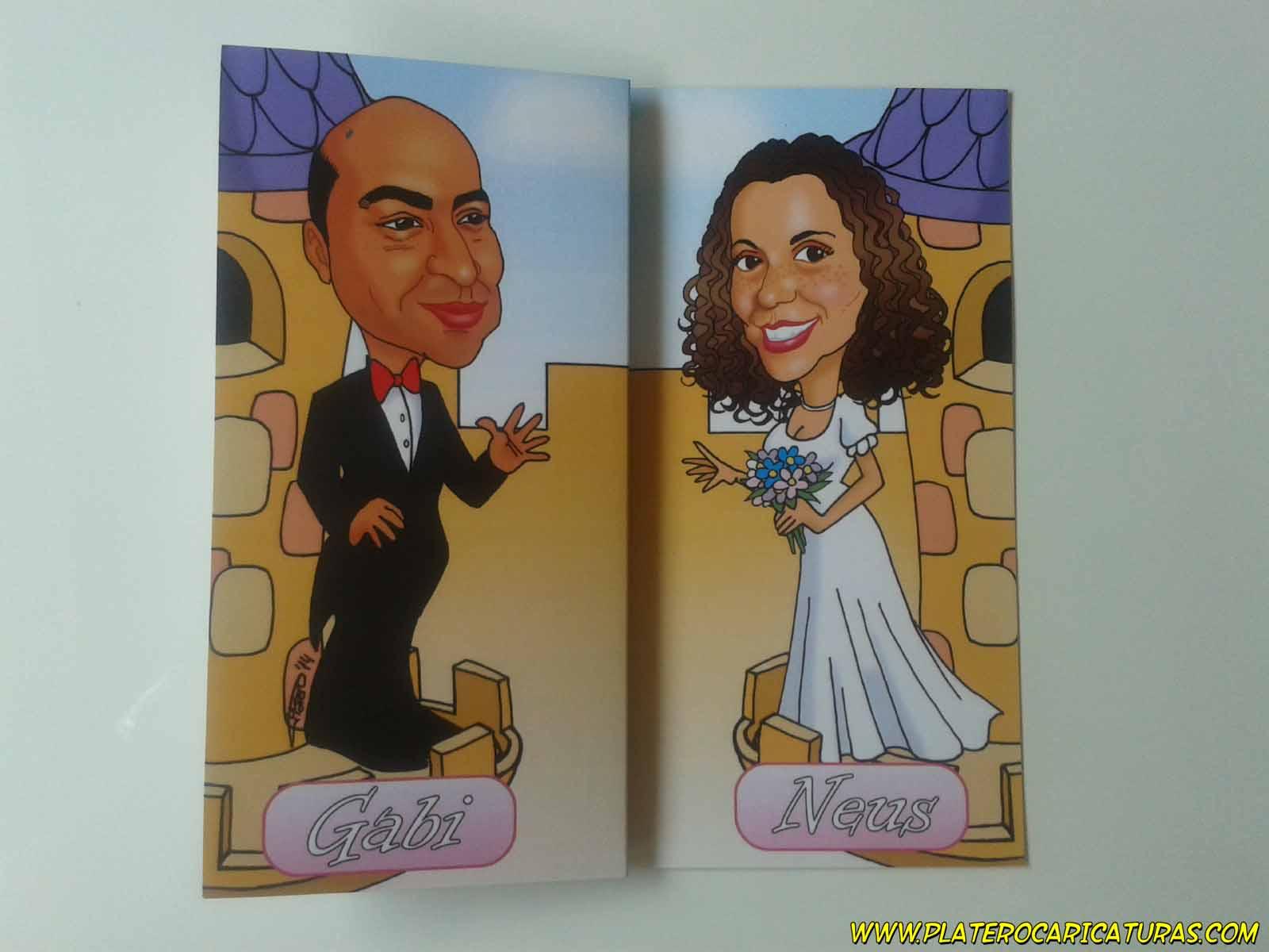 foto2_caricaturas_a_color_por_encargo_personalizadas_invitación_novios_boda_tarj