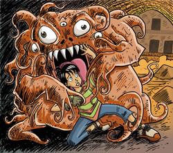 Fan art The Apocalypse Girl