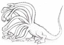Hydra de 9 cabezas