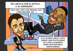 caricaturas a color_pablo motos_will smith_el hormiguero_elmundodeplatero_josé l