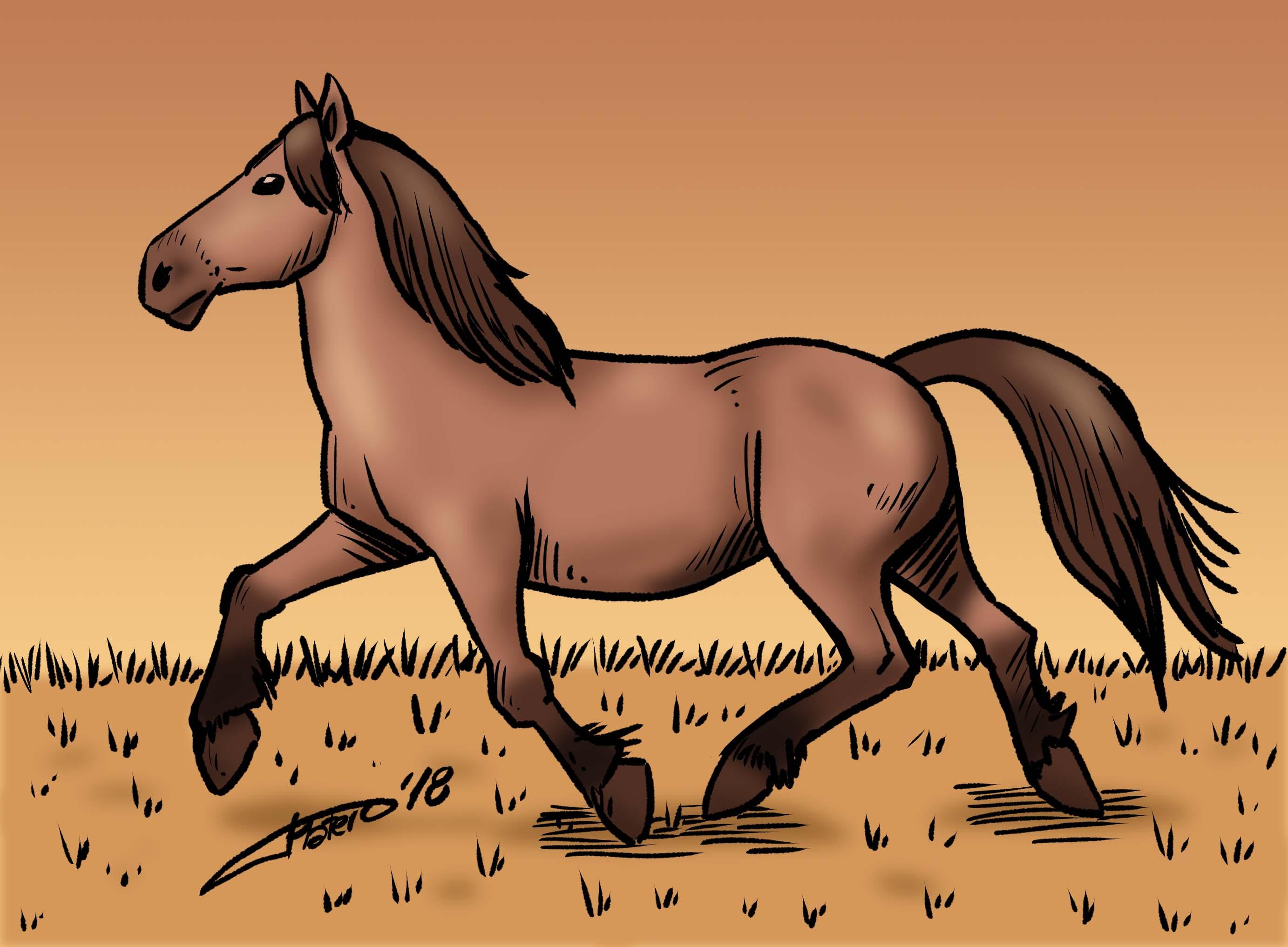 color_caballo_josé_luis_platero