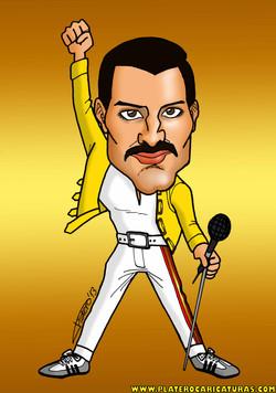 caricatura Freddie Mercury_platerocaricaturas_josé luis platero.jpg