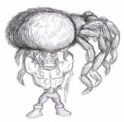 Hombre - araña