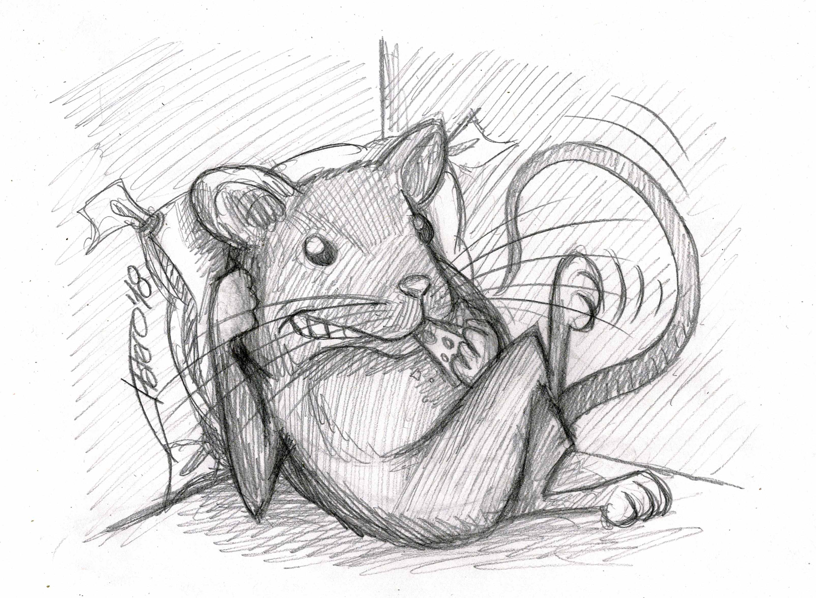 ratón_jose_luis_platero_sketch_dibujo_rata