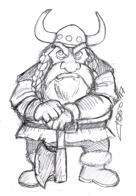 Enano Vikingo