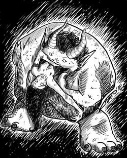 Demonio asesino