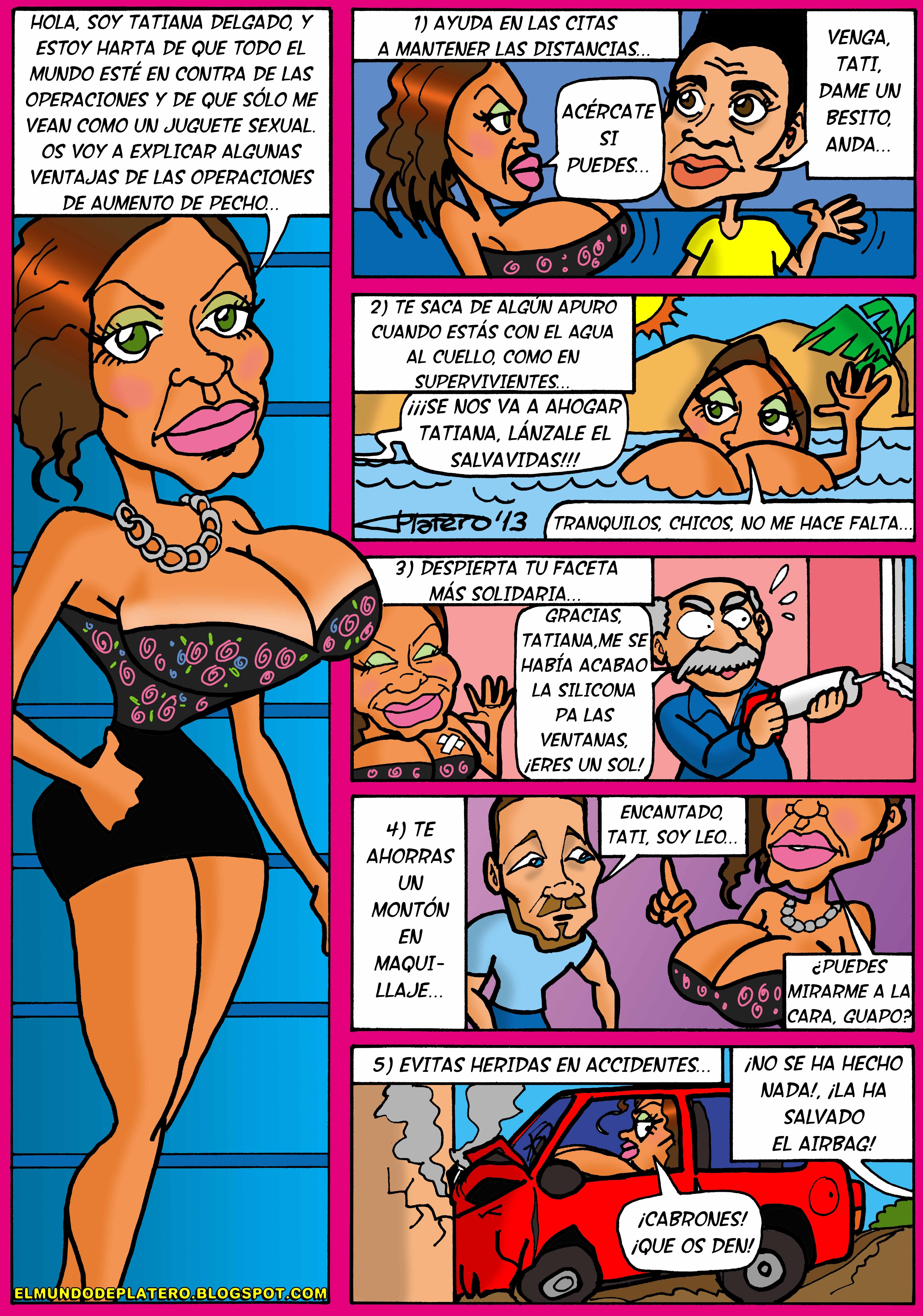 14_cómic Tatiana Delgado_mujeres y hombres y viceversa_elmundodeplatero_josé luis platero