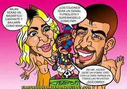 Caricatura_Shakira_Piqué_Milan_elmundodeplatero_platero.jpg