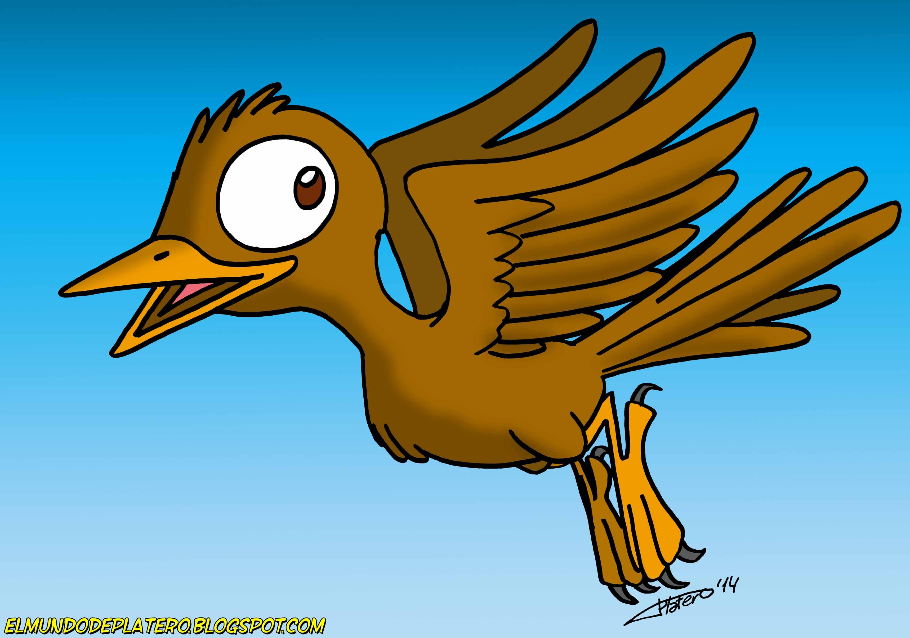 ilustraciones_infantiles_pájaro_volando_dibujos_infantiles_por_encargo_elmundode