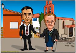 caricaturas a color_abuelos_elmundodeplatero_josé luis platero.jpg