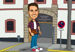 caricaturas_a_color_por_encargo_personalizadas_chico_estudiante_platerocaricaturas_elmundodeplatero_