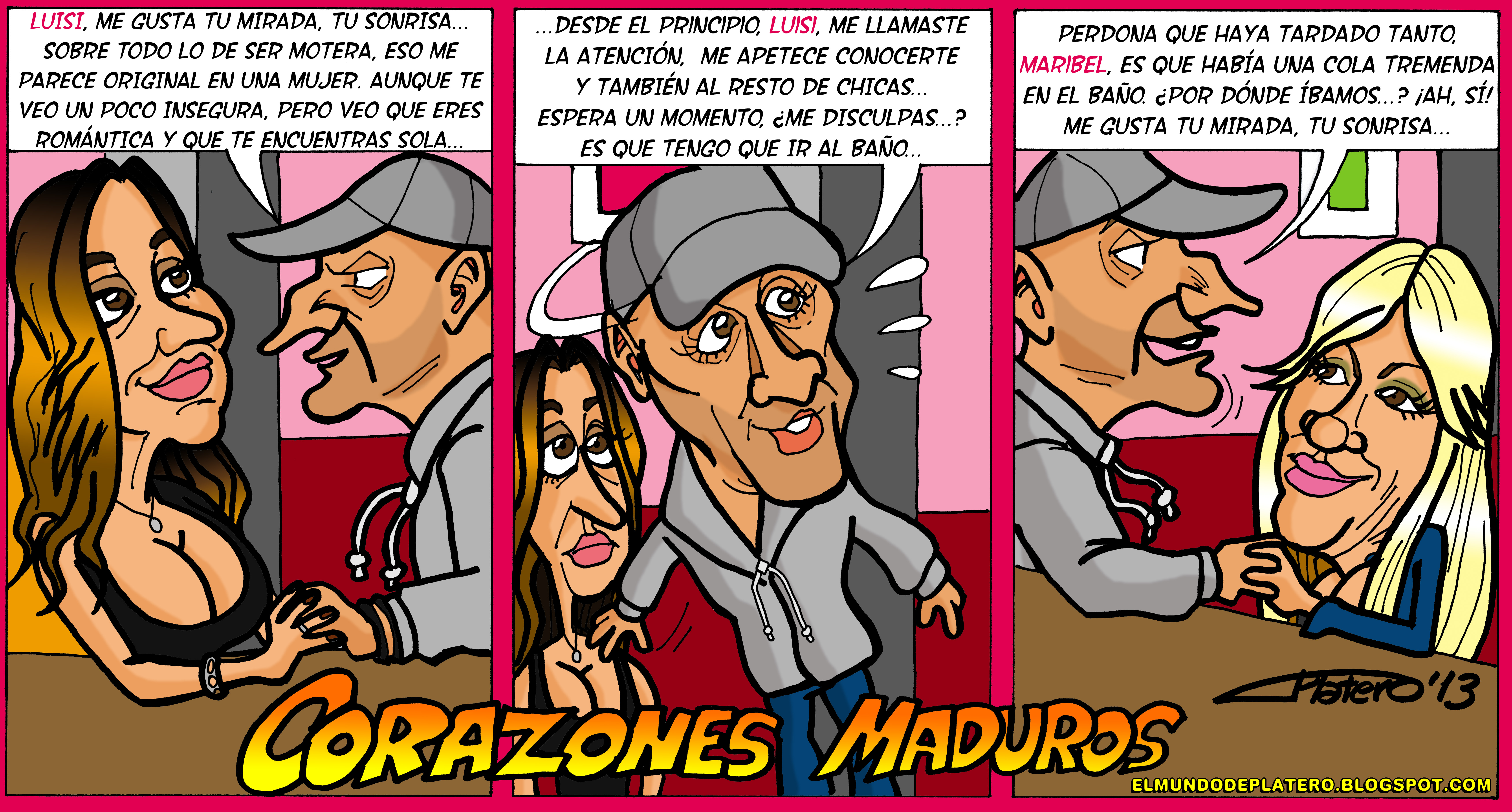 03_cómic corazones maduros_mujeres y hombres y viceversa_elmundodeplatero_platero
