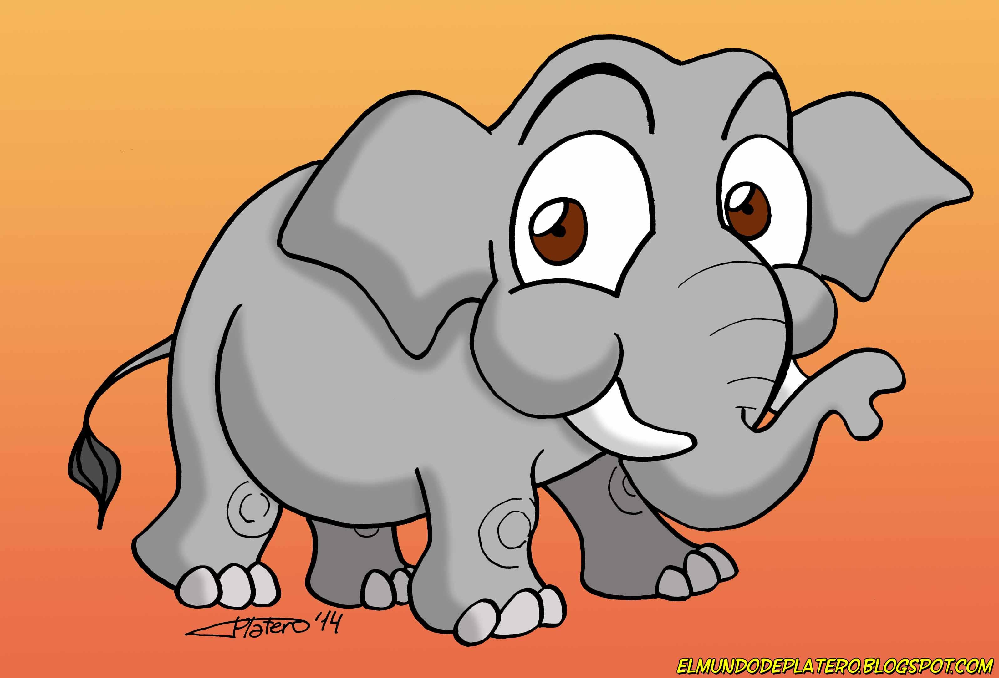 ilustraciones_infantiles_elefante_dibujos_infantiles_por_encargo_elmundodeplater
