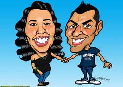 caricaturas a color personalizadas_novios_elmundodeplatero_platero.jpg