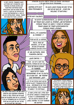 22_cómic kiko_mujeres y hombres y viceversa_platerocaricaturas_josé luis platero