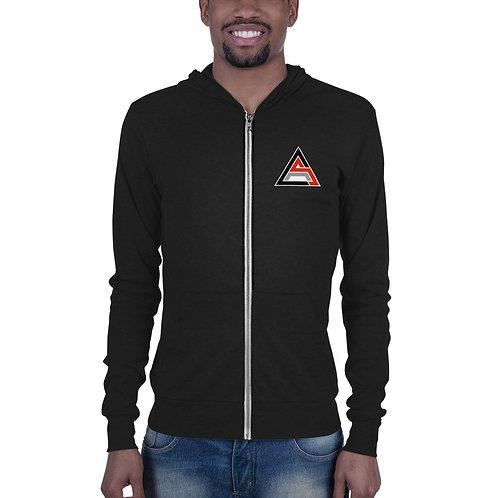 CALSHOOTING Logo Unisex zip hoodie