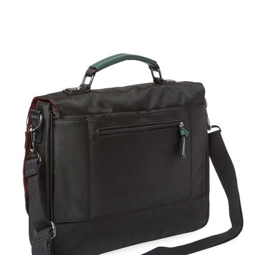 648e59e5b Ted Baker Men Flap Briefcase Business Crossbody Laptop Bag
