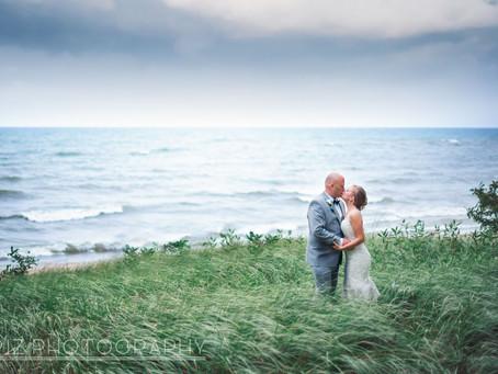 Chandra & Rick's Nautical Wedding