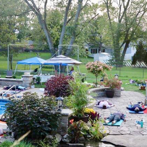 Outdoor Reiki & Restorative Yoga in The Zen Garden w/ Sherie & Erica