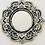 Thumbnail: Handpainted Mandala Mirror