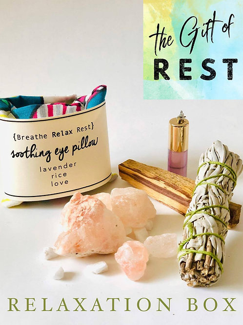 Gift of Rest - Relaxation Box