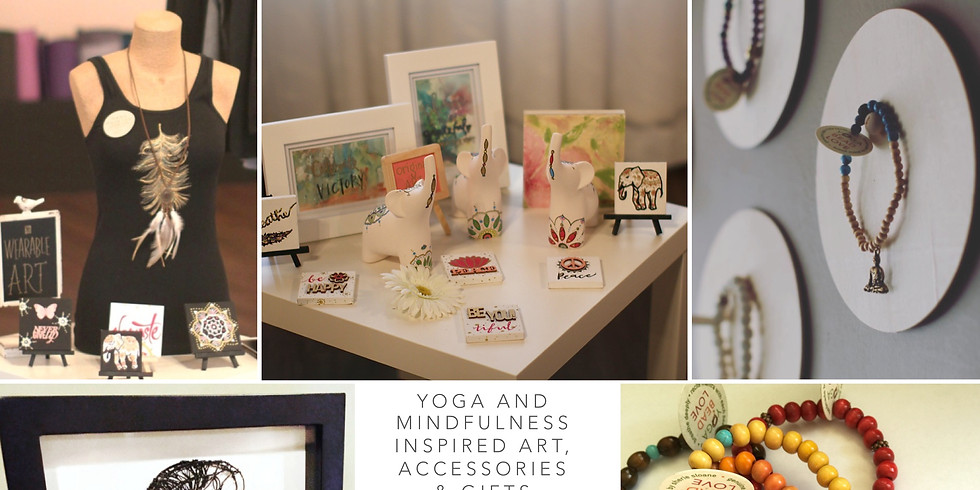 Mindful Holiday Shopping Experience and Trunk Show