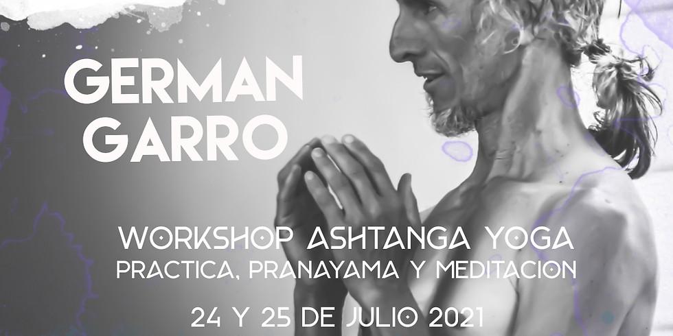 Workshop Germán Garro 2021