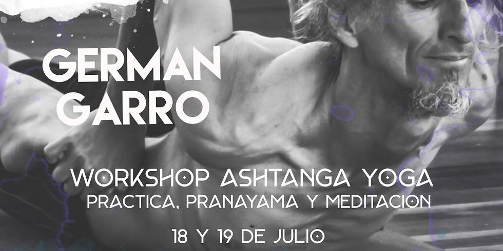Workshop Germán Garro