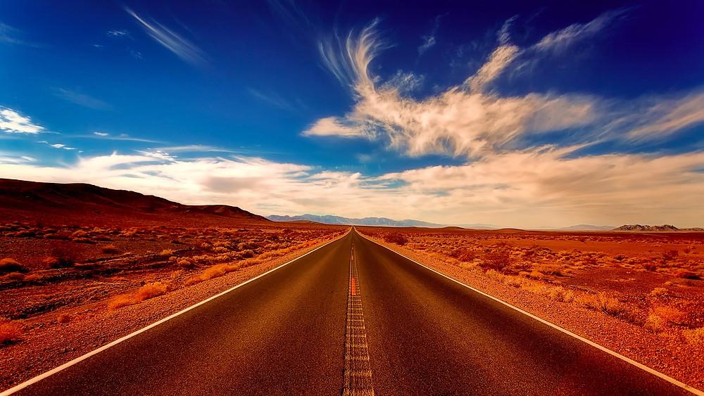route du changement