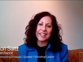 Lori Saitz  at RedLINES Living-room - 3nd part