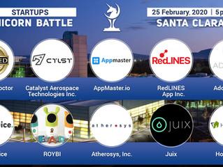 RedLINES at the Startups Unicorn Battle - Santa Clara 2020