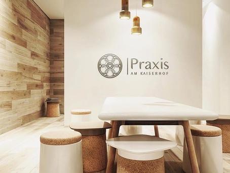 Branding | Praxis am Kaiserhof
