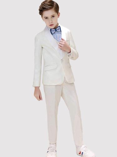 White Boy's Suit