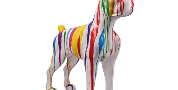 DOG Allemand multicolore XL