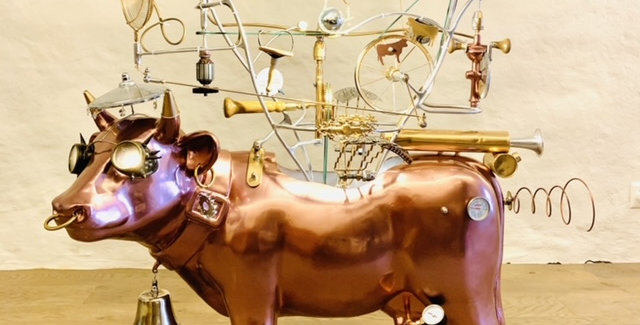 La Vache Volante by Pascal Bettex