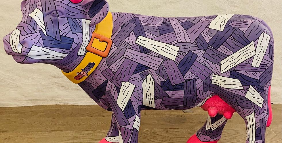 Woody Cow by Nicolas Bamert