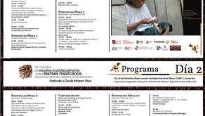 """Libertad Mora presentará la ponencia """"Textil maseual: objeto-sujeto. Una propuesta de análisis"""""""