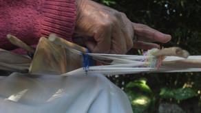 """Presentación del libro """"Las gasas. Arte textil nahua"""", el 9 de agosto, en Cuetzalan, Puebla."""