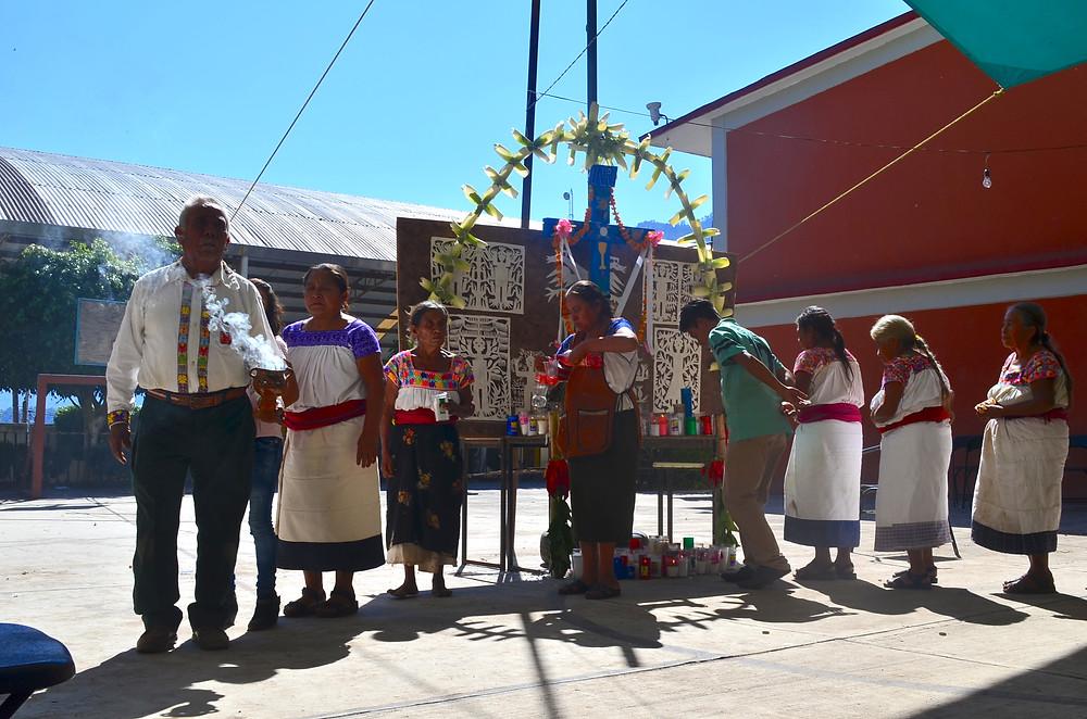 Bautizo de las Semillas, San Pablito 2019