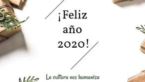Los socios de PI RED AC, les deseamos un feliz y próspero año 2020.
