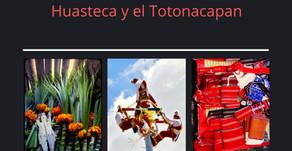 Red de investigadores y gestores culturales de la Huasteca y el Totonacapan: convocatoria