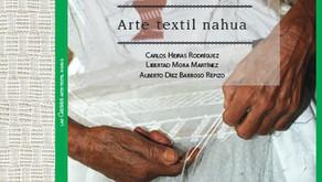 "Presentación editorial de Rubín de la Borbolla: Heiras, Mora, ""Las gasas. Arte textil nahua""."