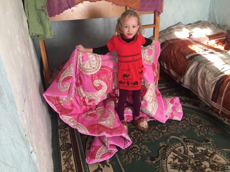 Blankets for the Cold: Warming Hearts this Winter