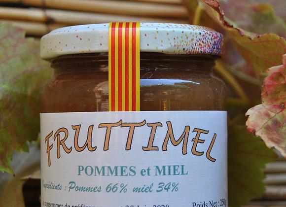 Nos confitures allégées : les Fruttimel